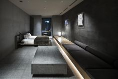 Hotel Lounge, Lobby Lounge, Bar Lounge, Tokyo Hotels, Hotel Reception, Types Of Beds, Bedroom, Hiroshima Japan, Furniture