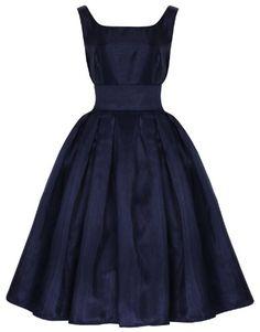 Lindy Bop 'Lana' Classic Elegant Vintage 1950's Prom Dress Ball Gown (XS, Blue) Lindy Bop,http://www.amazon.com/dp/B00EOMXCI2/ref=cm_sw_r_pi_dp_mi3Gsb13XZ543BXX