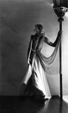 Ginger Rogers - 1936 - Photo by Horst P. Horst