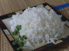 Basmati Rice Recipe – How to Cook Basmati Rice