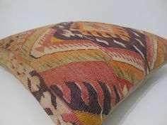 24x24 patio pillows DECOLIC kilim tappeti by DECOLICKILIMPILLOWS