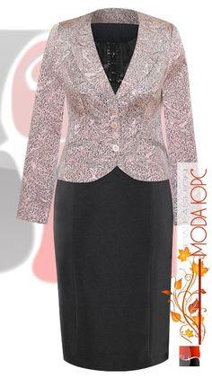 1783 (382x682, 185Kb) Lace Skirt And Blouse, Simple Gowns, Batik Fashion, Pencil Skirt Outfits, Techniques Couture, African Fashion Dresses, Classy Dress, Pretty Dresses, Designer Dresses