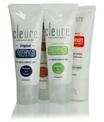 I'm counting toothpaste as a beauty product.  It's Salicylate Free, safe for sensitive teeth, Fluoride Free, has Baking soda to help remove stains, With xylitol for help prevent tooth decay,Great for dry mouth, Sodium Lauryl Sulfate (SLS) Free, and Never animal tested. And comes in four flavors; Original (no flavor, with great taste), Cinnamon, Cranberry, Citrus Delite (Lemon-Lime).