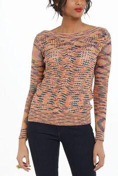 Colourbright Pullover