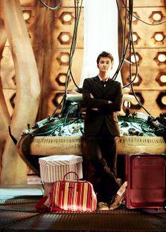 doctor who dw David Tennant TARDIS 10th doctor