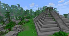 Mayans Ruins | Minecraft Building Inc