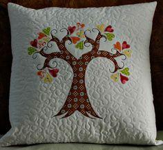 Tree block with love