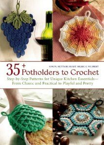 Here is everything you need to learn how to crochet. Get free crochet patterns and helpful advice on stitches, yarn and more. Crochet Kitchen, Crochet Home, Crochet Gifts, Crochet Hot Pads, Cute Crochet, Knit Crochet, Easy Crochet, Knooking, Crochet Potholder Patterns