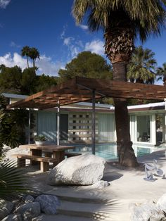 albert frey / raymond loewy house, palm springs