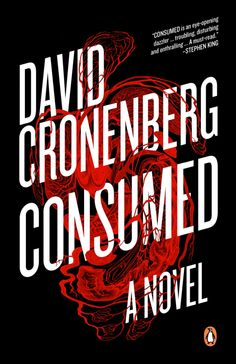 Consumed Cover by David A Gee