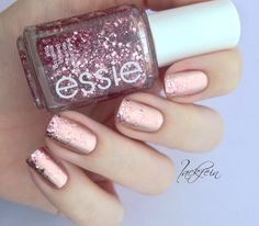 essie - penny talk + essie - a cut above