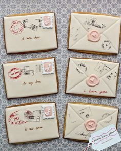 How To Rubber Stamp Cookies