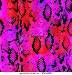 d57d-vector-snake-skin-texture-with-colored-rhombus-geometric-background-seamless-pattern-black-lilac-pink-304303364.jpg (450×470)
