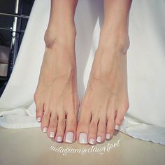 "874 Likes, 31 Comments - Miss Audrey (@classy.feet) on Instagram: ""I am your queen. #frenchpedicure #footmodel #footfetish #footqueen #foot #footfetishnation…"""