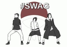 Image result for naruto swag