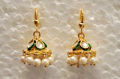Bulbul Drops - Ethnic Indian Jewellery now available on http://daminiartisans.com