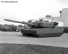 M1 Abrams 140mm prototipo