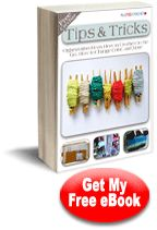 Download Free Crochet Tips and Tricks Organization Ideas, How to Crochet On the Go, How to Change Color, and More right now!