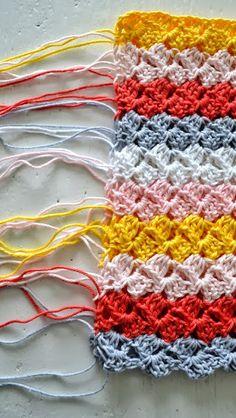 ingthings: I've learned a new (crochet) stitch