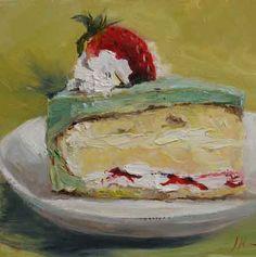 Food Painting, Fabric Painting, Hyper Realistic Paintings, Arte Popular, Food Drawing, Light Painting, Diy Art, Food Art, Art Drawings