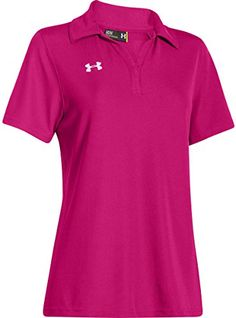 Under Armour Golf Women's UA Performance Polo * Click image to review more details.
