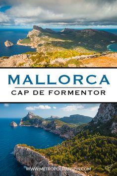 Mallorca Cap De Formentor Cover Pinterest