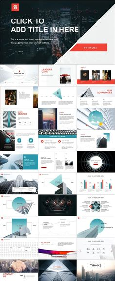 Best Medical report PowerPoint template on Behance #powerpoint