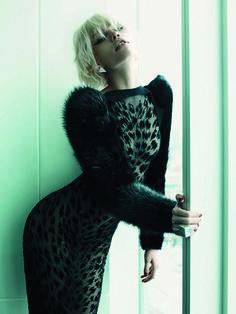 Aline Weber by Emma Summerton for Vogue Italia November 2011