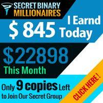 Secret Binary Millionaires