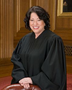 Supreme Court judge Sonia Sotomayor type 1 diabetes