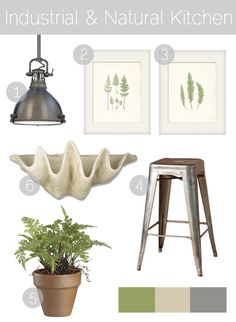 great mood boards/home style