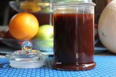 Sauce bar-b-q simple de Marchette - 1/4 tasse de sauce Worcestershire 1/4 tasse de cassonade 1/4 tasse de vinaigre 1/4 tasse d'eau 1 c. a table de poudre de chili OU 1 à 2 c. à thé...