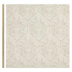 Buy John Lewis Laplume Fabric, Grey Online at johnlewis.com