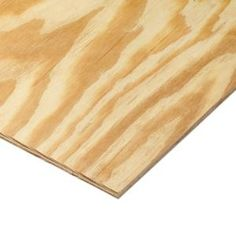 x 4 ft. x 8 ft. BC Sanded Pine Plywood - Great for yard art to wainscoting, do-it-yourself projects, cabinets, shelving and furniture to porch ceilings, soffits and flooring underlayment. Building A Storage Shed, Diy Storage Shed, Kayak Storage, Storage Room, Pressure Treated Plywood, Pine Plywood, Hardwood Plywood, Plywood Siding, Garage Workshop