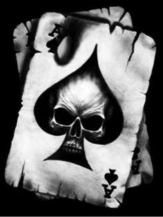 Ace Of Skulls  www.creativeboysclub.com