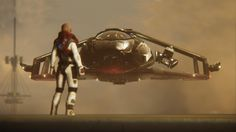 Become a Star Citizen by downloading the game at:     https://robertsspaceindustries.com/enlist?referral=STAR-PYSH-DPDZ  New recruits can sign up on the Star Citizen website.  Each recruit will earn 5,000 UEC (United Earth Credits) which can be spent on the website for weapons, ship components or decorations for your Hangar.