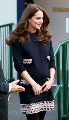 Kate Middleton in Madderson London | StyleList Canada