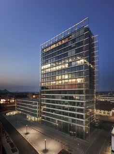 Hegau Tower / Murphy/Jahn