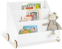 Book Storage, Storage Chest, Childrens Bookcase, Baby Store, Kids Bedroom, Floating Shelves, Toy Chest, Magazine Rack, Nursery