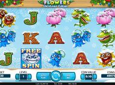 Spielen absolut kostenlos Spielautomaten Spiel Flowers: Christmas Edition - http://freeslots77.com/de/flowers-christmas-edition/