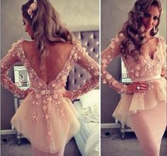 nice Doesn't have to be for your wedding. I just thought you would be beautiful in it.... Celebrity Style Check more at http://pinfashion.top/pin/55204/