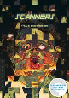#Scanners de # DavidCronenberg. Instrucciones para reventar cabezas. Por fin sale a la venta una edición especial en Blu-Ray