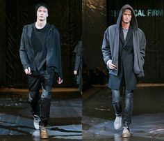 The Local Firm 2013-2014 Fall Winter Runway Collection