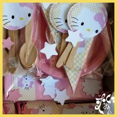 Pack de cumpleaños de Hello Kitty « eLeyCe