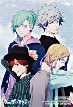 Uta no Prince-Sama Maji Love Revolutions Ep.2 | Quartet Night ...