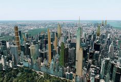 What the New York City Skyline Will Look Like in 2018 (6 pictures)