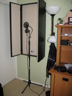 Simplicity of home studio