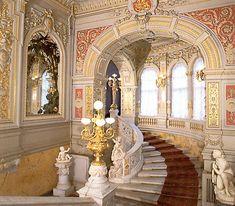 Viladimir Palace Russia...