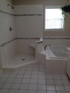 20 Bathrooms With Beautiful Drop In Tub Designs Bathtub