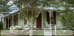 Romantic Louisiana Cottages | Lafayette Bed and Breakfast | Cottages & Rates